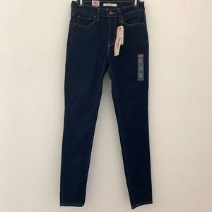 Levi's Vintage NWT 721 High Waist Skinny Jeans